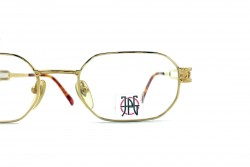 JEAN PAUL GAULTIER 57-5103 GOLD METAL 22KGP VINTAGE SUNGLASSES